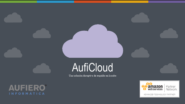 Auficloud - Cloud Backup 50 gb plan