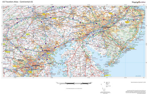 North American Maps Mapping Specialists - American maps