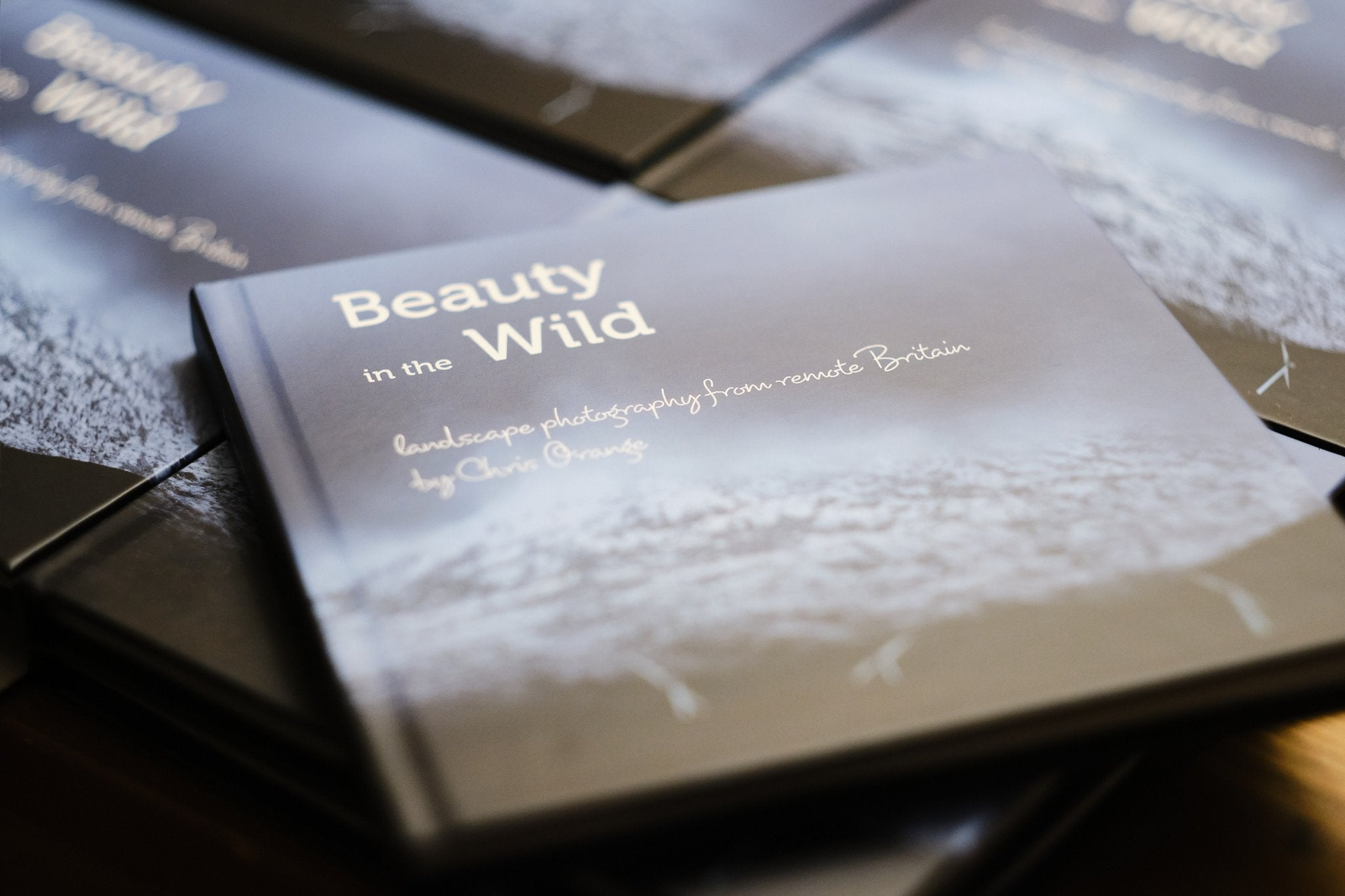 Beauty in the wild (hardback)
