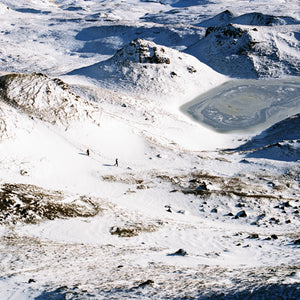 Open image in slideshow, Fine Art Giclee Print - Winter Storr
