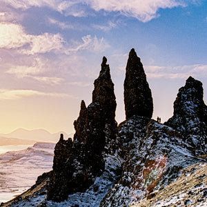 Fine Art Giclee Print - Old Man of Storr