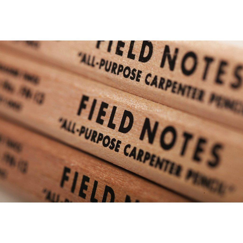 Field Notes Carpenter Pencil (3-Pack) - Image 3