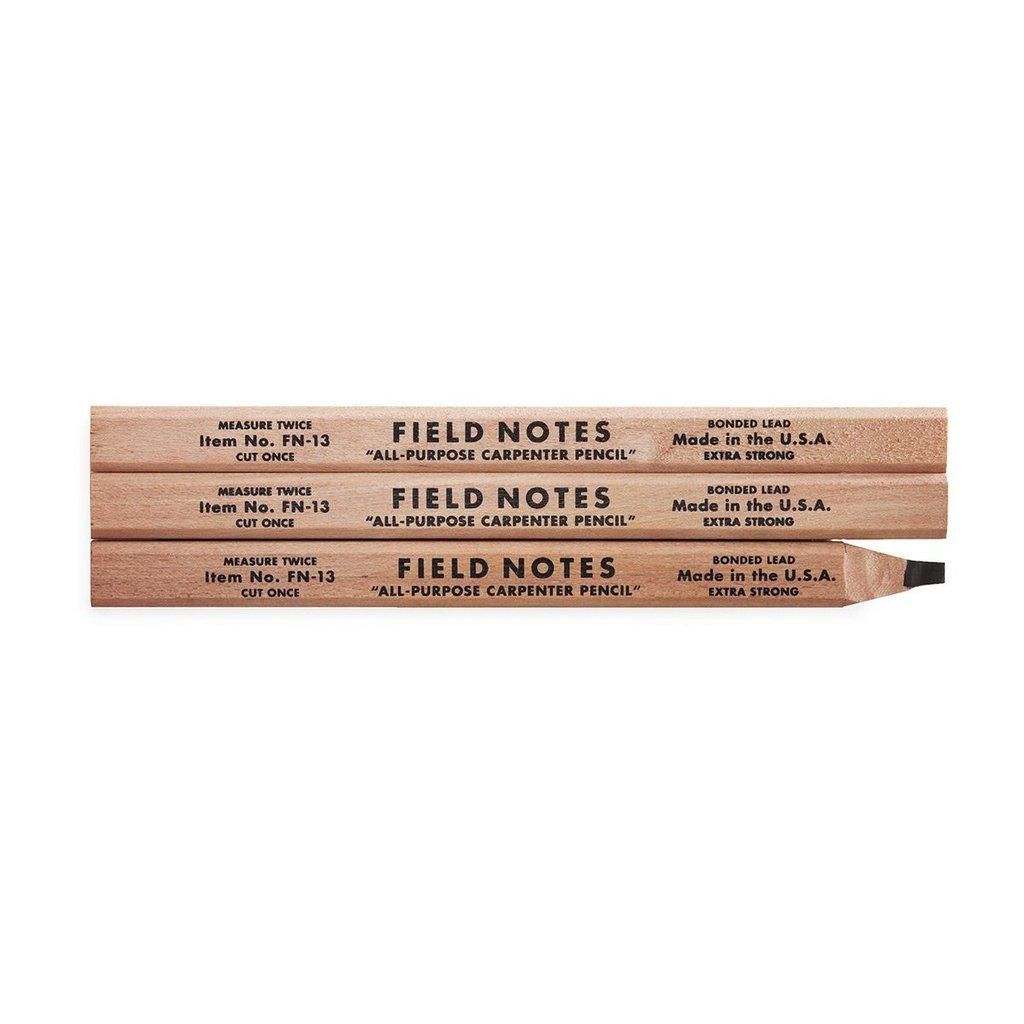 Field Notes Carpenter Pencil (3-Pack) - Image 6