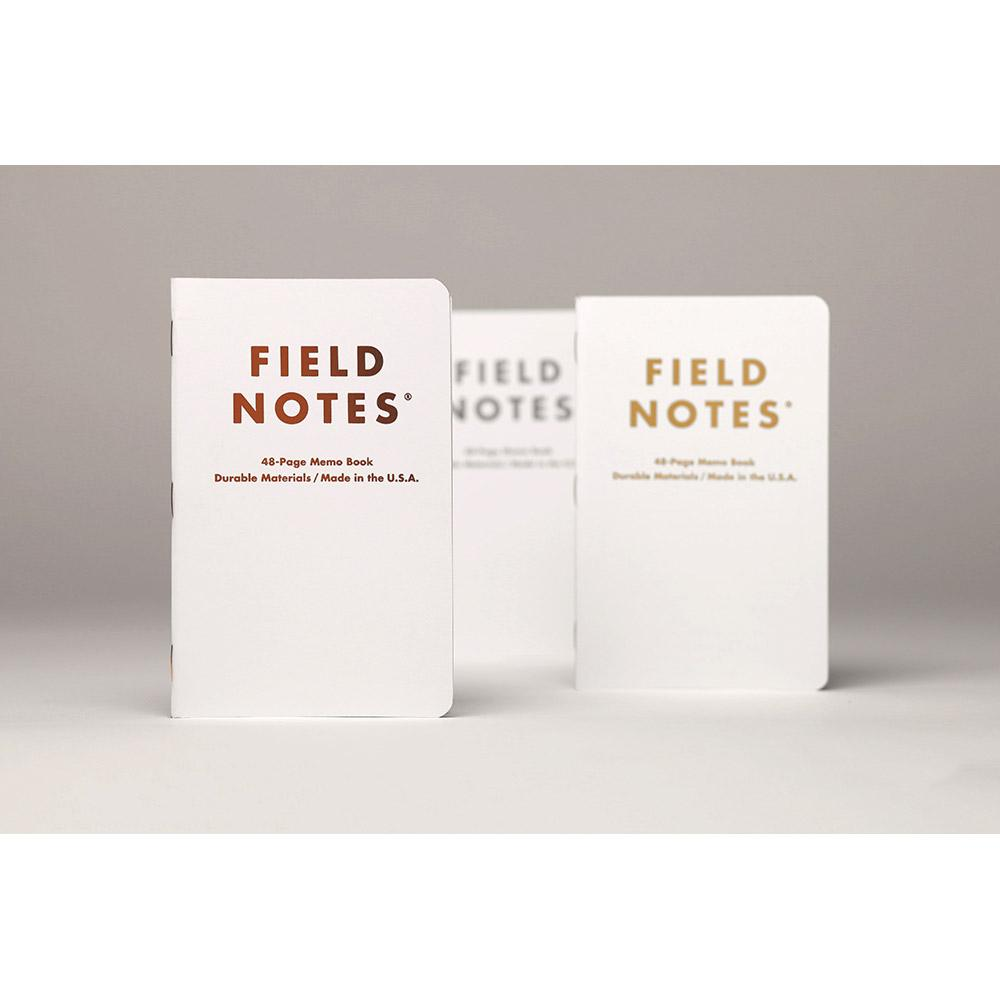 Field Notes Group Eleven Memo Book (3-pack) - Image 2