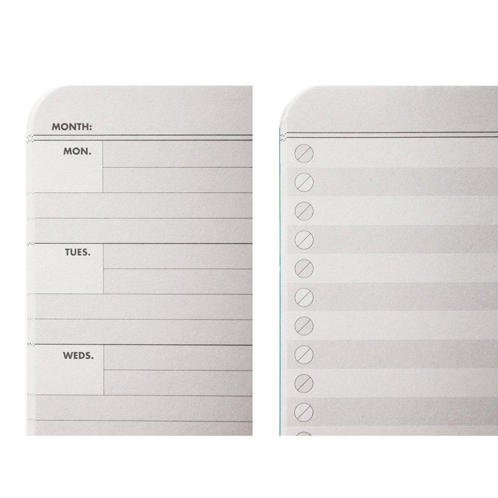 Field Notes Resolution -Checklist & Date Books (3-pack) - Image 5