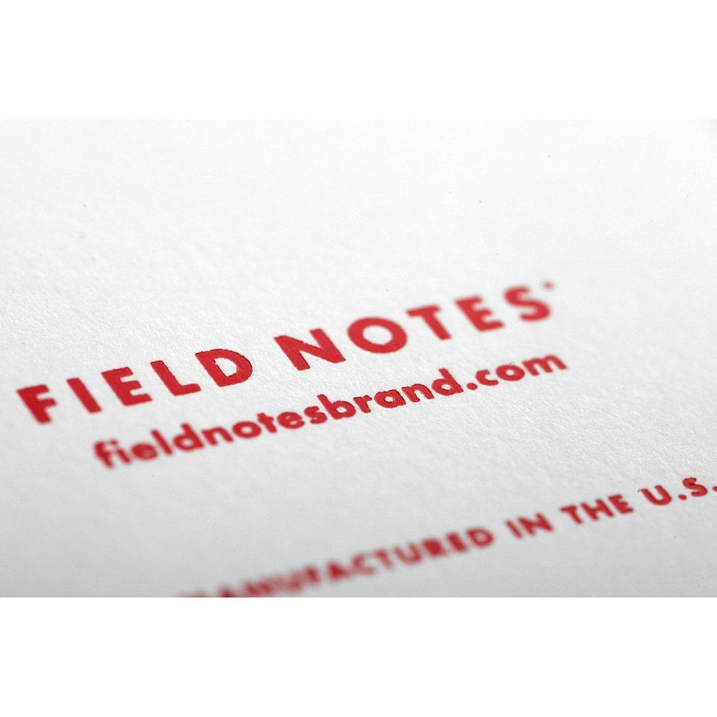 Field Notes Resolution -Checklist & Date Books (3-pack) - Image 9
