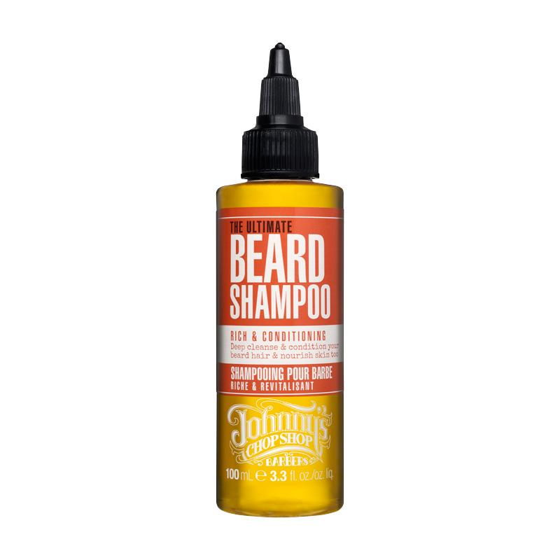 Johnny's Chop Shop The Ultimate Beard Shampoo - Image 1