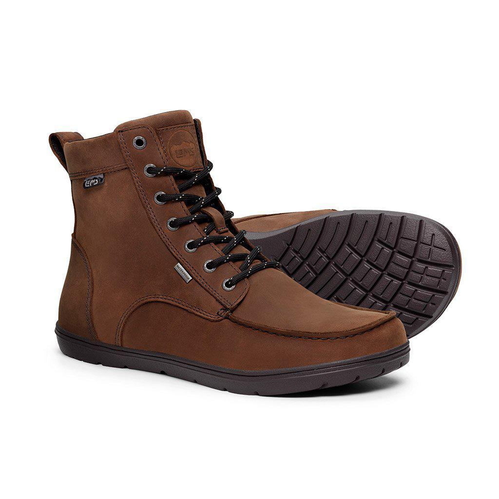 Lems Shoes Waterproof Boulder Boot - Image 1