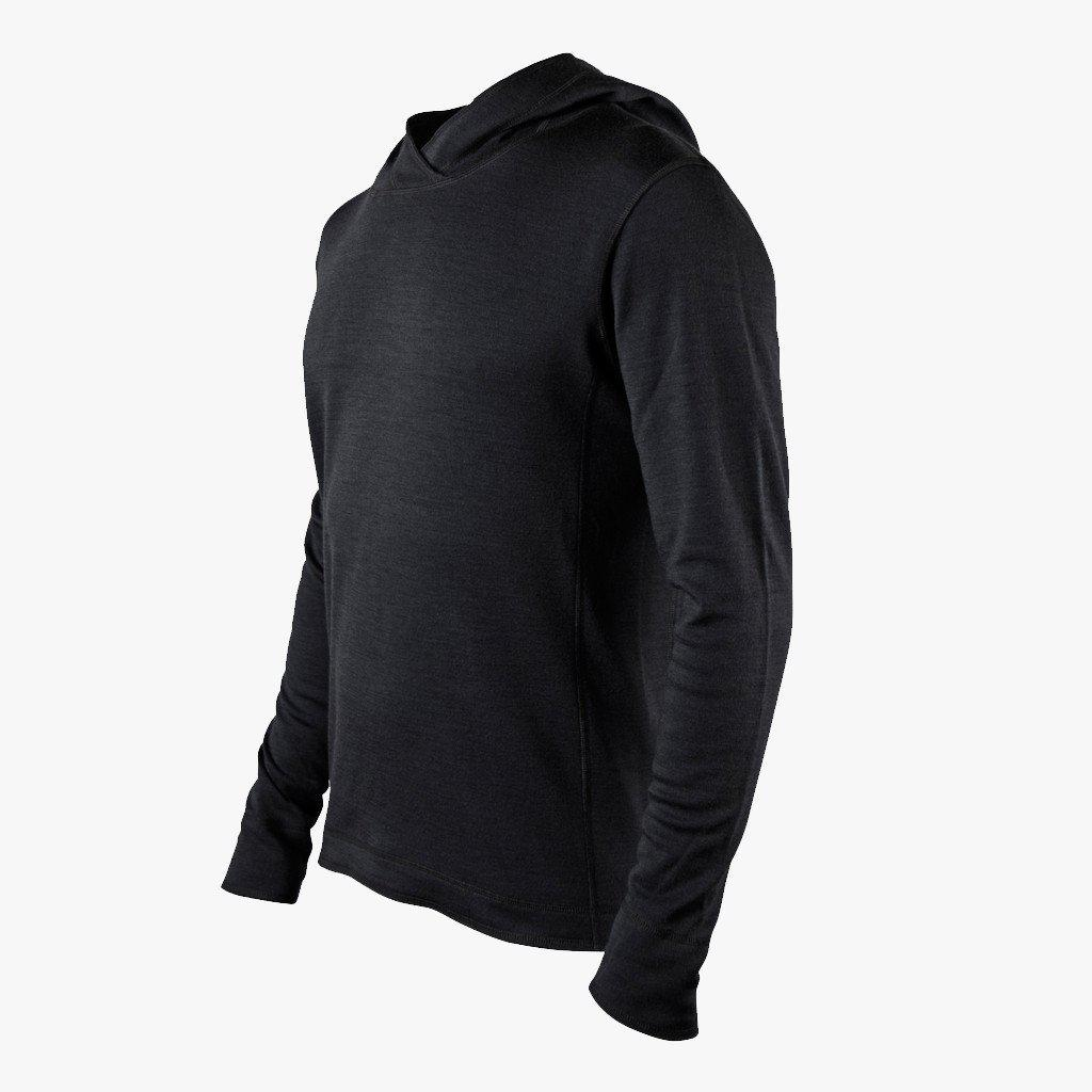 Mission Workshop The Faroe : Core Merino Pullover - Image 1