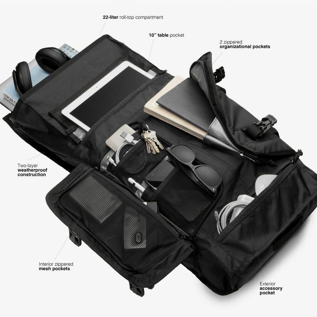 Mission Workshop The Rhake : VX Backpack - Image 1