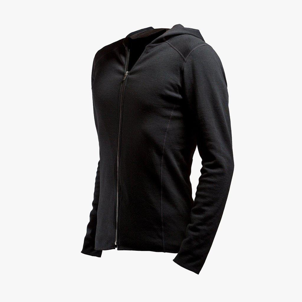 Mission Workshop The Steppe Merino Wool Hoodie - Image 1