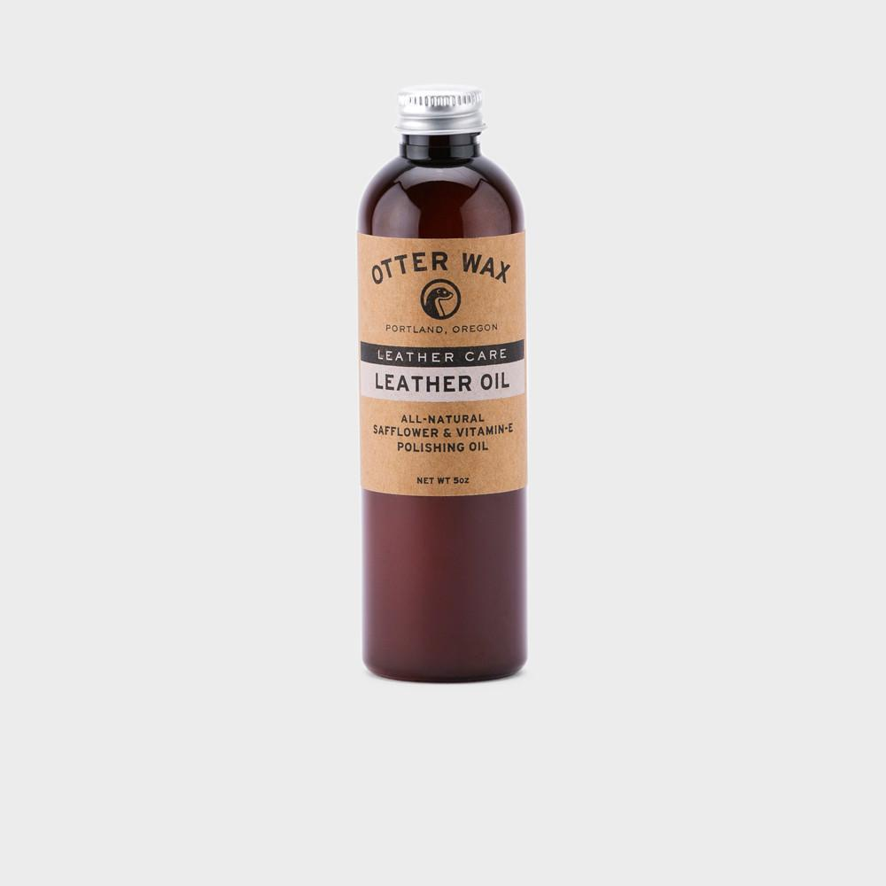 Otter Wax Leather Oil - Image 1