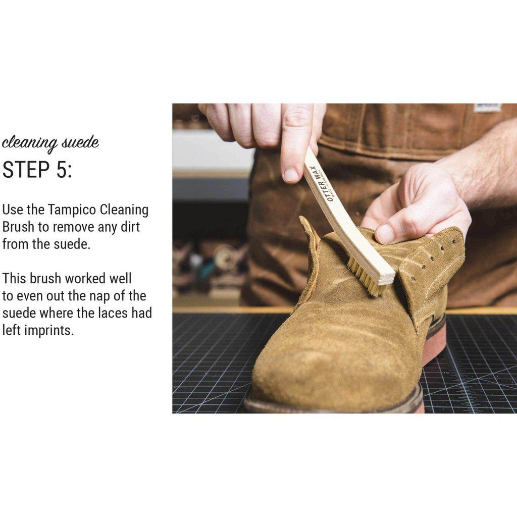 Otter Wax Suede Cleaner - Image 10