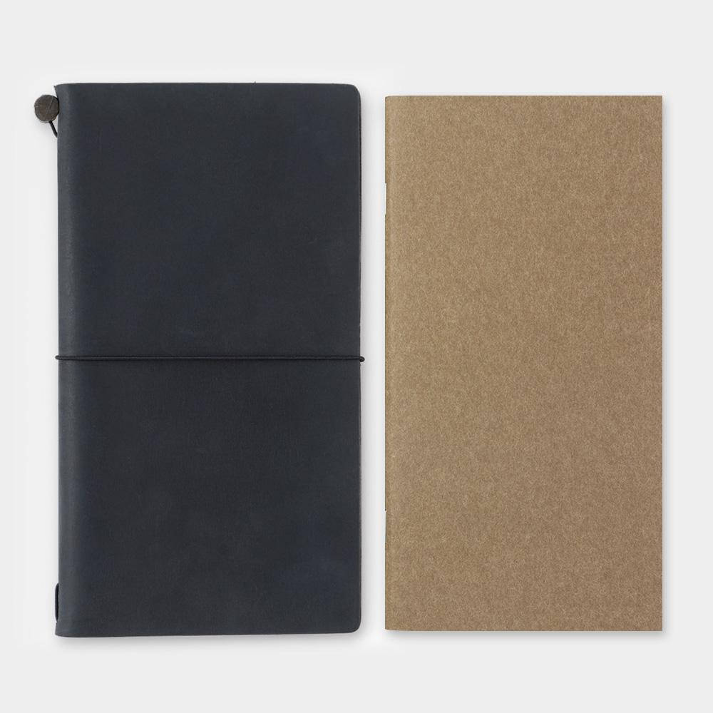Traveler's Company - 002 Grid Notebook Refill (Regular) - Image 5