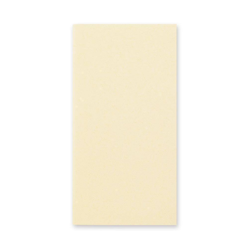 Traveler's Company - 025 MD Paper Cream Refill (Regular) - Image 2
