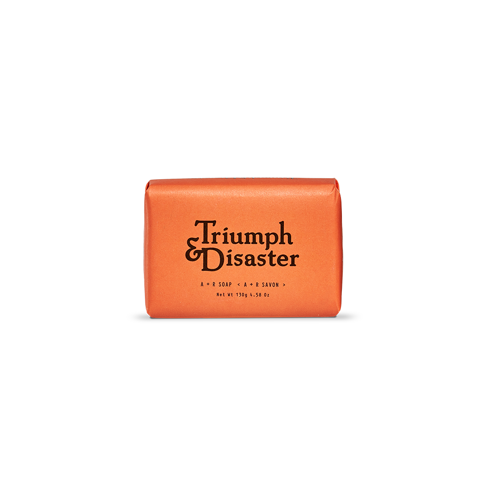 Triumph & Disaster A + R Soap - Image 3