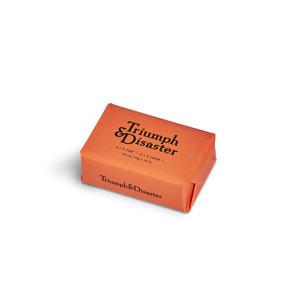 Triumph & Disaster A + R Soap - Image 1