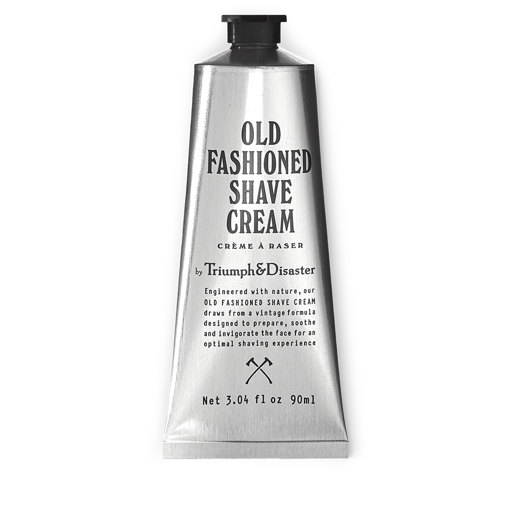 Triumph & Disaster Old Fashioned Shave Cream Tube - Image 1
