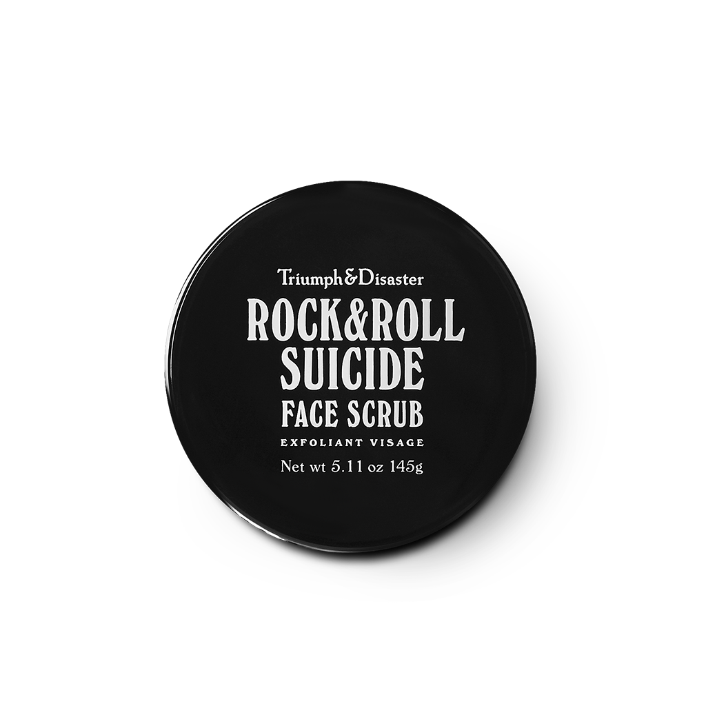 Triumph & Disaster Rock & Roll Suicide Face Scrub - Image 1