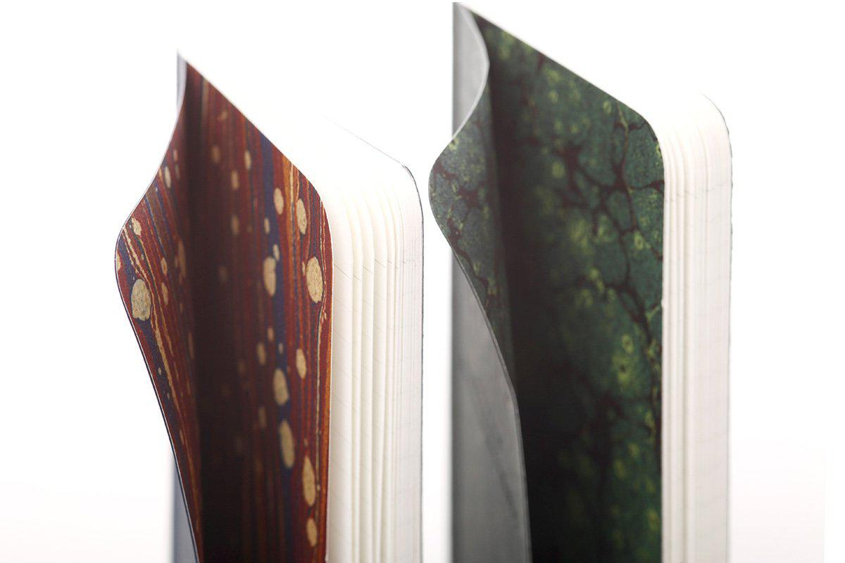 Field Notes End Papers