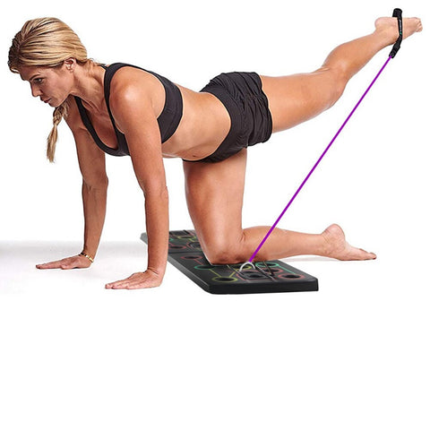 push up home workout