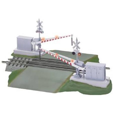 O Grade Crossing w/Gates & Flashers - 023922120625