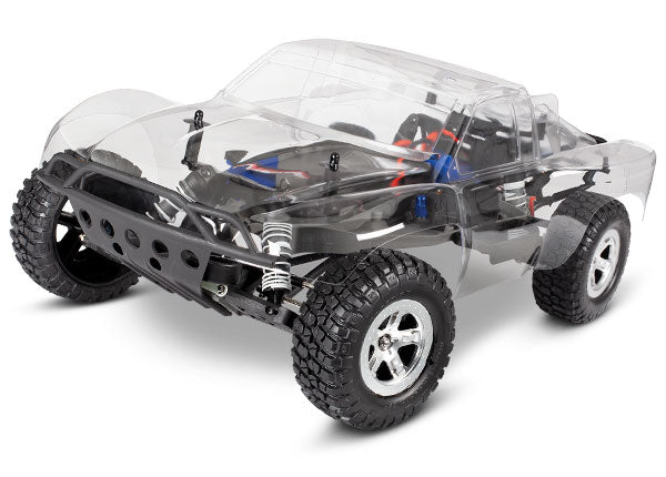 Slash 2WD Unassembled Kit: 110-scale 2WD Short Course Racing Truck with TQ 24GHz radio system