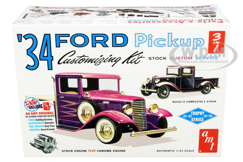 AMT 1/25 1934 Ford Pickup