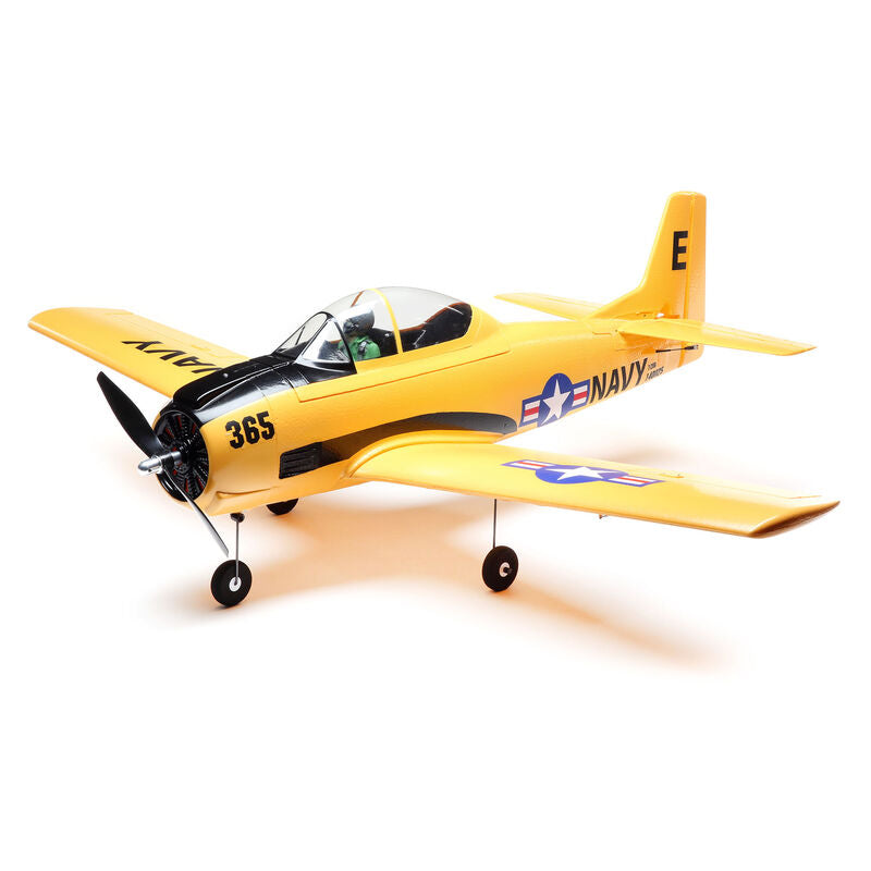 T-28 Trojan 1.1m BNF Basic with AS3X and SAFE Select