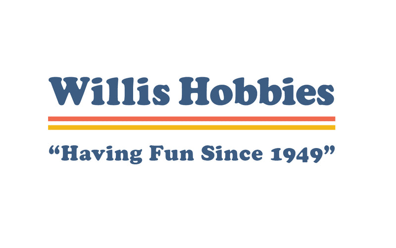 Willis Hobbies GIft Card