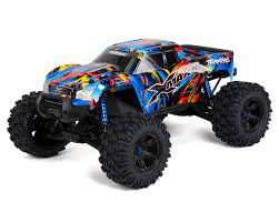 Traxxas X-Maxx 8s Monster Trucks 77086-4, Rock & Roll