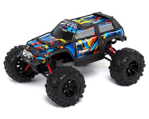 Traxxas Summit 1/16 4WD RTR Truck (Rock n Roll) w/TQ Radio, LED Lights, Battery & Charger