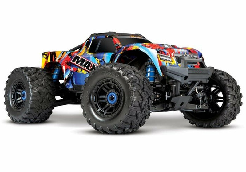 Traxxas 89076-4-RNR Maxx : 1/10 Scale 4Wd Brushless