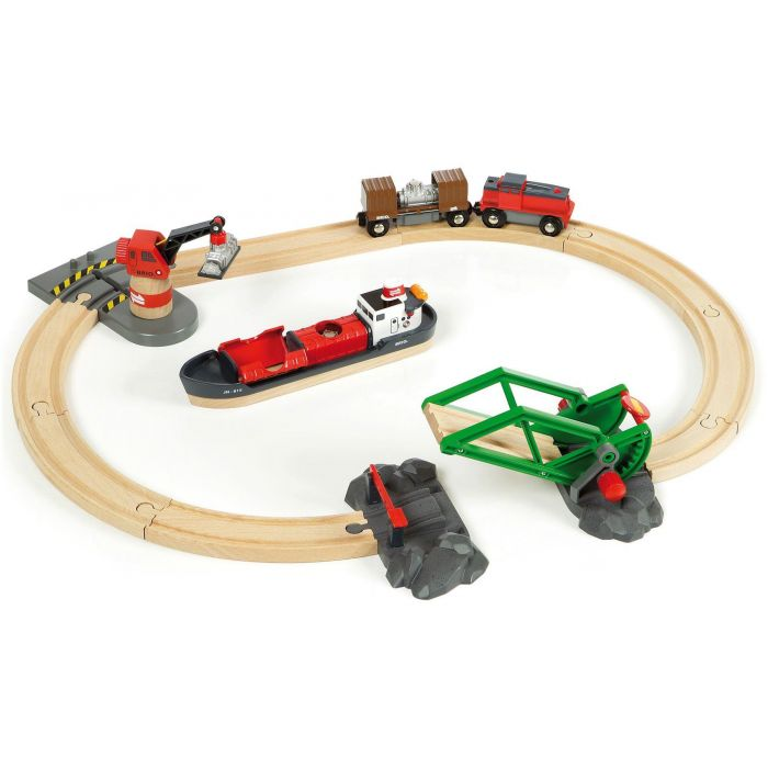 Brio - Cargo Harbour Set