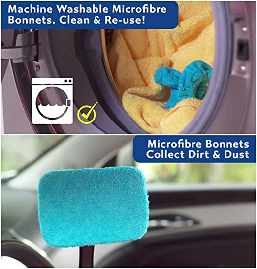 Window Spary Mop For Home & Car