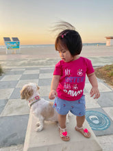 Load image into Gallery viewer, My Sister Has Paws Kids T-shirt