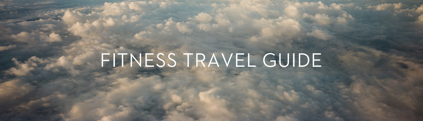2015 Fitness Travel Guide