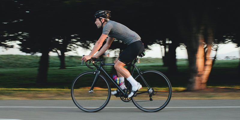 Ed Dorsey of Strava ride his morning commute