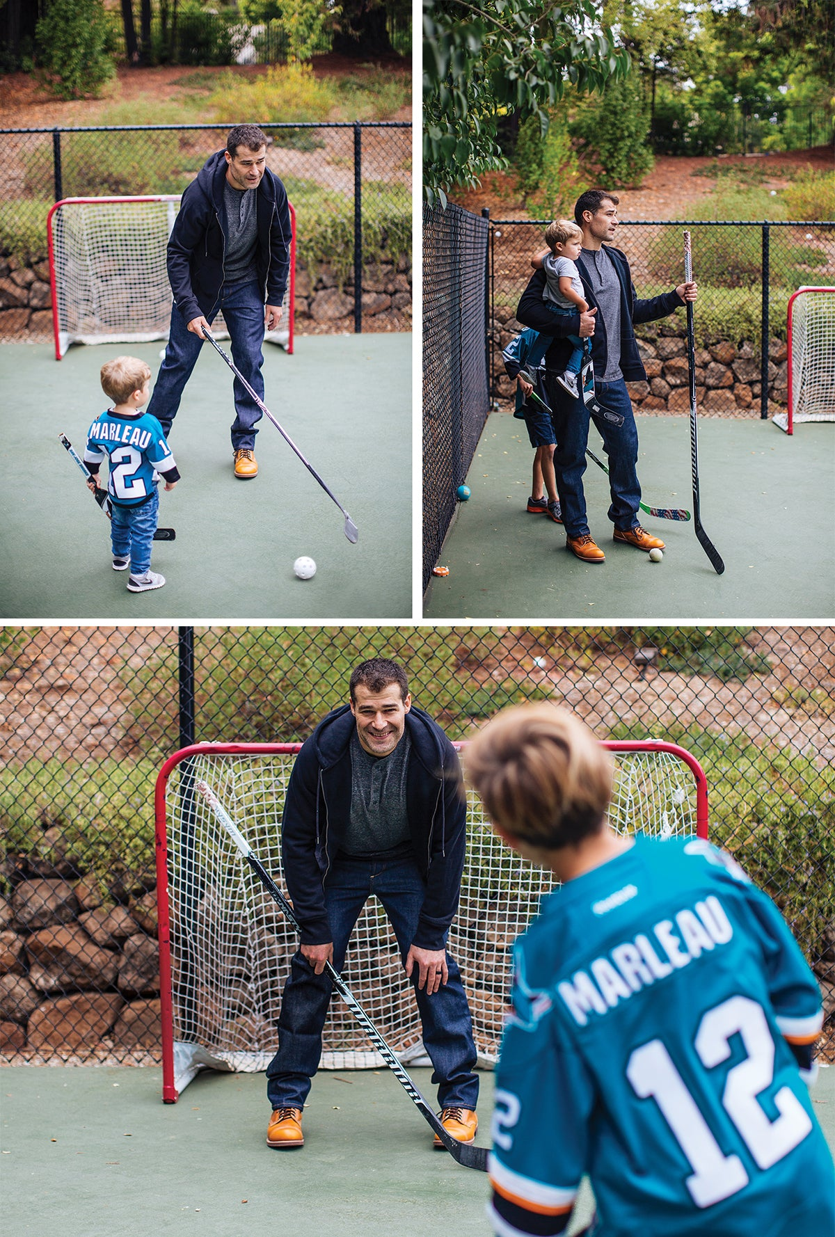 Myles Apparel | Journal | Patrick Marleau