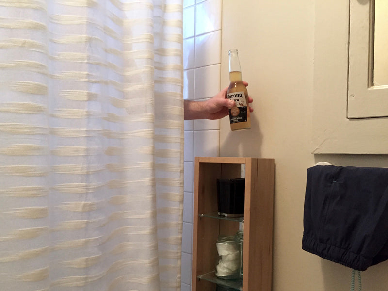 Cheers to Shower Beer