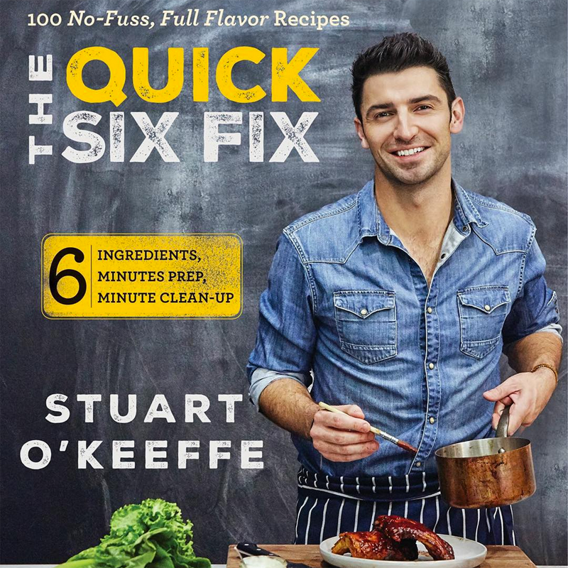 The Quick Six Fix by Chef Stuart O'Keeffe