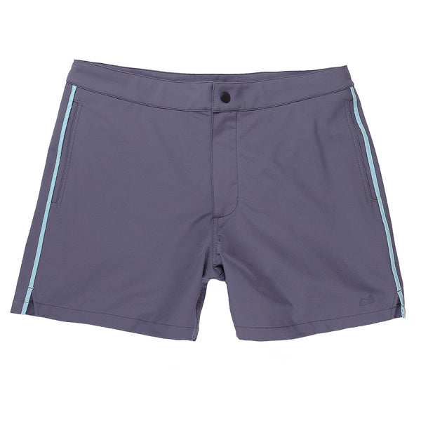 Sutro Swim Trunk in Storm - Myles Apparel