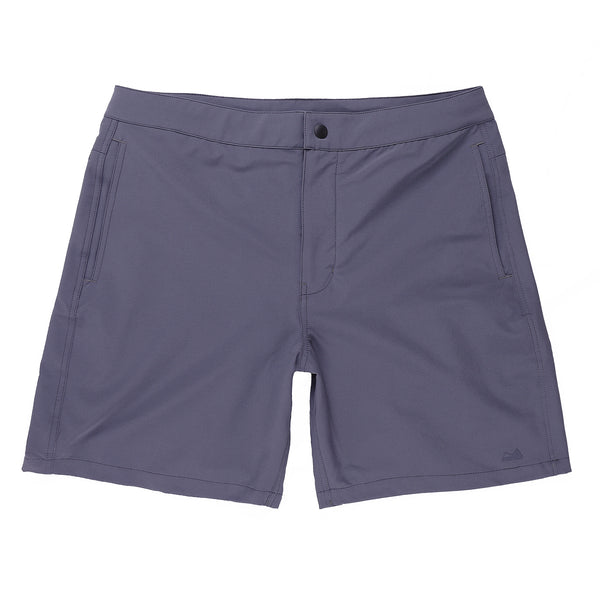 Seacliff Swim Short in Storm - Myles Apparel
