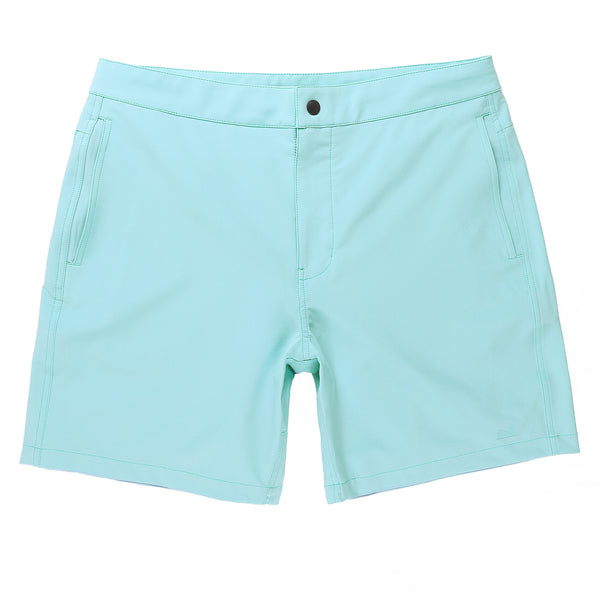 Seacliff Swim Short in Waterfall - Myles Apparel