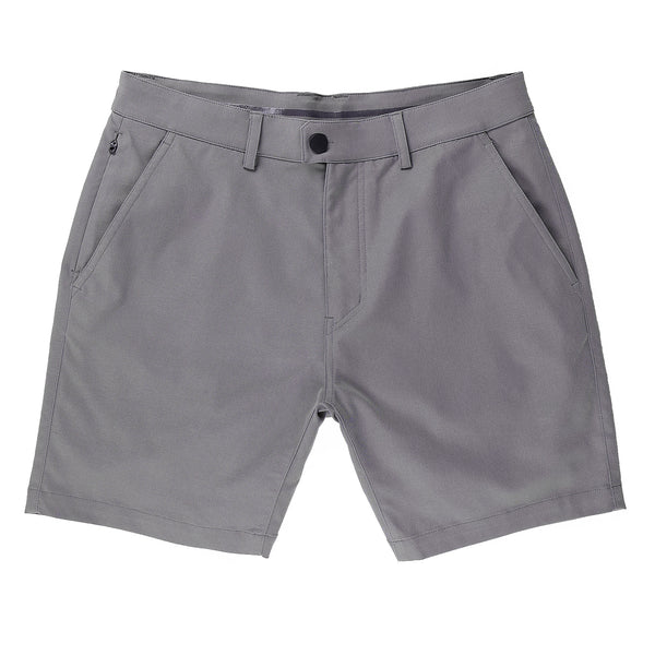 Tour Short in Slate - Myles Apparel