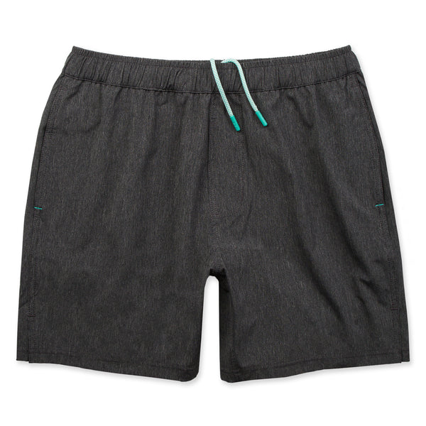 Momentum Short 2.0 with Liner in Granite- Front