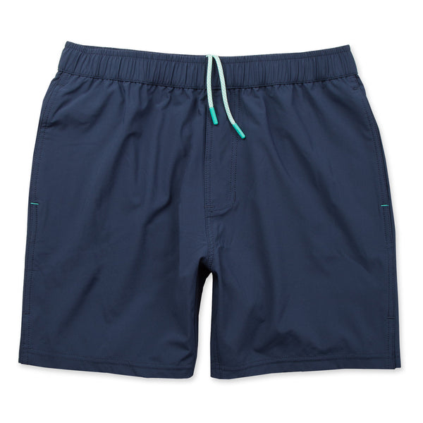 Momentum Short with Liner in River - Myles Apparel