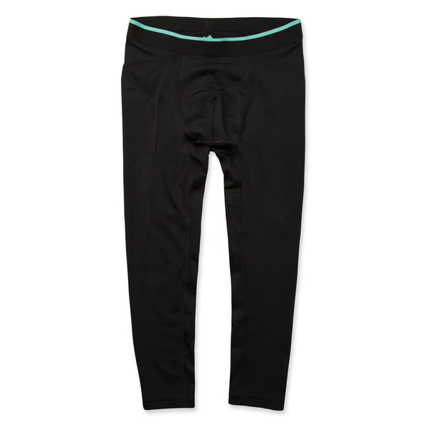 Momentum Compression 3/4 Pant in Coal - Myles Apparel
