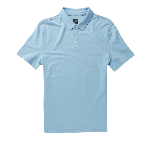 Tour Polo in Eventide - Myles Apparel