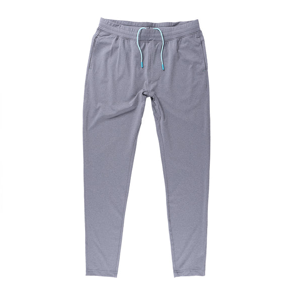 Momentum Pant in Heather Gray - Myles Apparel